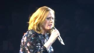 Adele   All I Ask, Birmingham NEC Genting Arena, April 2nd 2016 (sound Failure)