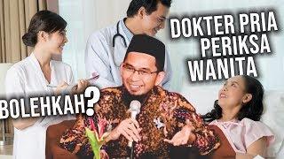WAJIB NONTON‼️ Bolehkah Dokter Laki-Laki PERIKSA Perempuan⁉️ - Ustadz Adi Hidayat LC MA