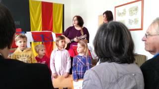preview picture of video 'GaibergNeujahrsempfangKiga13012013'