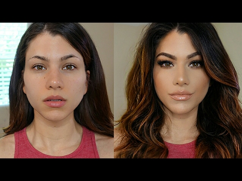 FULL COVERAGE MAKEUP TUTORIAL!