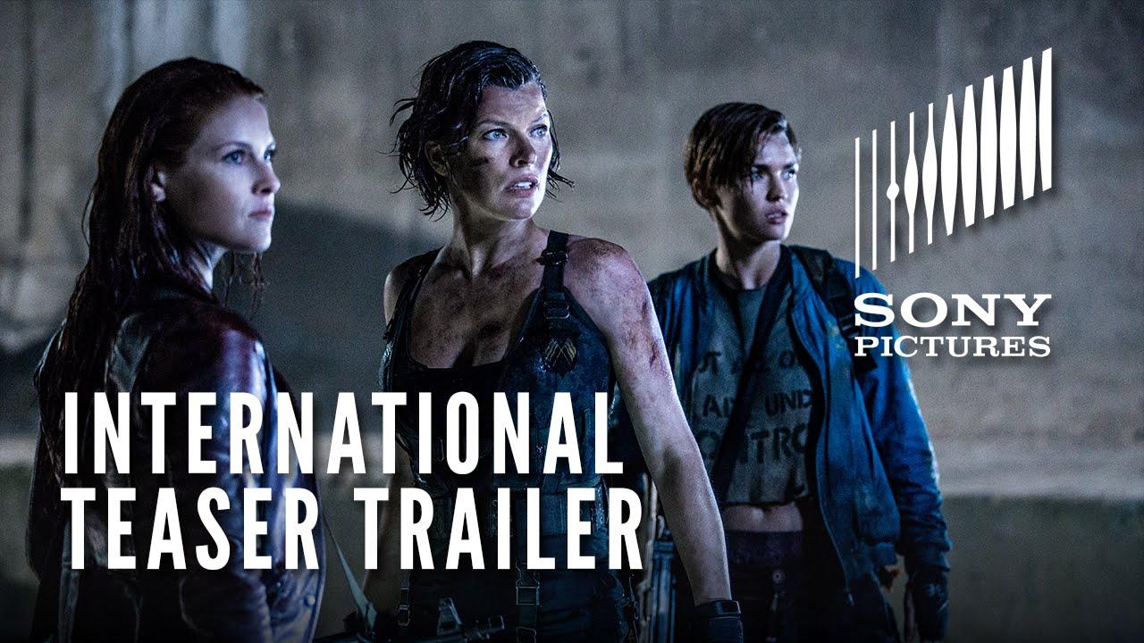 Trailer för Resident Evil: The Final Chapter