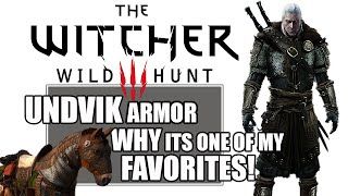 Witcher 3 | HOW to get UNDVIK HEAVY ARMOR & 100 Carry weight SADDLEBAGS for Roach!