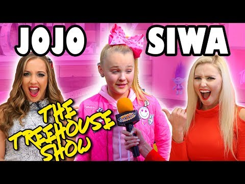 The Treehouse Show for Kids: JoJo Siwa Movie Premiere & Brian Hull? Totally TV