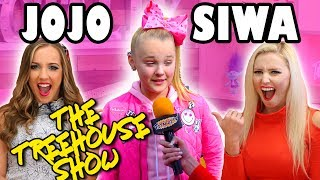 The Treehouse Show For Kids JoJo Siwa Movie Premiere & Brian Hull Totally TV
