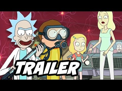 Rick and Morty Season 3 Episode 7 Promo Breakdown and Rick's Wife