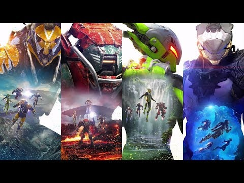 Alpha Gameplay Walkthrough Part 2  de Anthem
