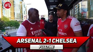 Arsenal 2-1 Chelsea | Our Number 14 Lead Us to Number 14! (Curtis)
