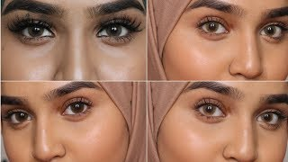 Best Contact Lenses For Dark Eye And Brown / Indian Skin