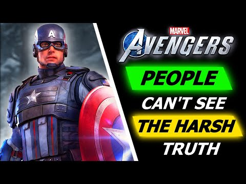 Is MARVEL Avengers Really that Bad?  | MARVEL Avengers Game – in response to SuperRebel channel.