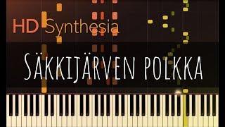 säkkijärven polkka piano - मुफ्त ऑनलाइन वीडियो