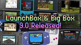 LaunchBox & Big Box 9.0 Released! - Clean Up Media & Auto-Generated Playlists