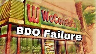 BDO Failure Life