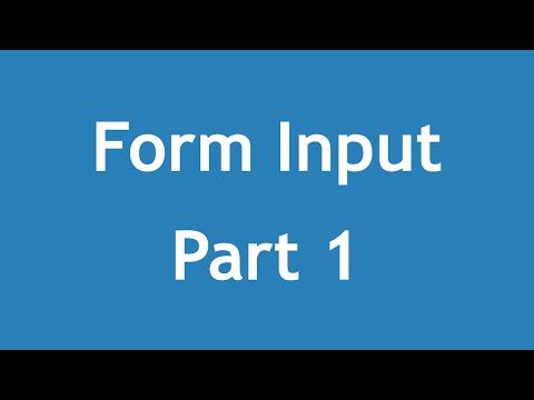 تعلم HTML5 القائمة #1 الفديو #18