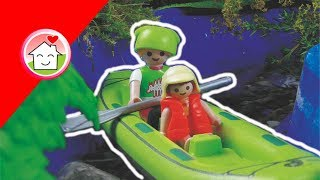Playmobil Film Deutsch Die Kajak  Tour  / Kinderfilm / Kinderserie Von Family Stories