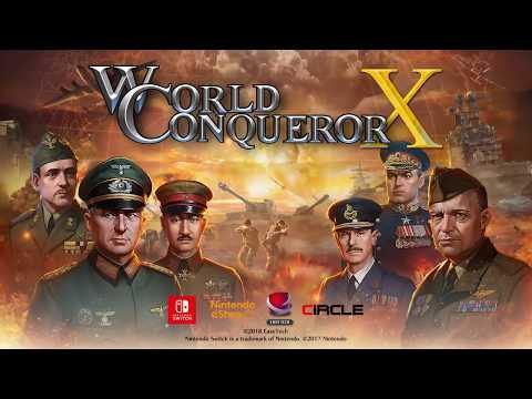 World Conqueror X launch trailer [Nintendo Switch - ESRB] thumbnail