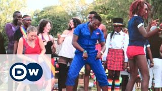 Uganda: Miss Bombastic fights homophobia | Africa on the Move