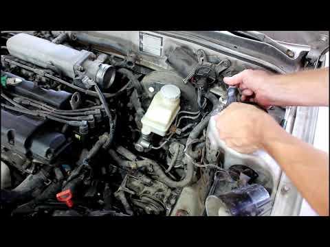Проект №2 Hyundai Lantra 1999 года 1,6 Хендай Лантра часть 11