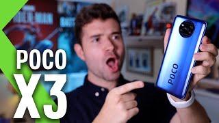 POCO X3: Análisis tras primera toma de contacto - ¡QUE TIEMBLE la GAMA MEDIA!