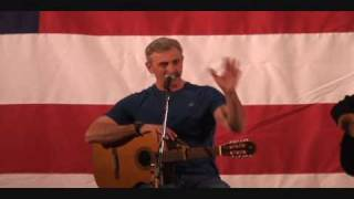 Prouse Emcees Aaron Tippin Concert