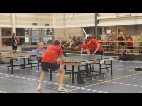 Finale DOTO Invitatietoernooi 2016, Arnoud Hofman vs. Koen Molewijk
