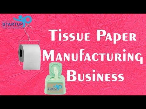 , title : 'Tissue paper manufacturing business | StartupYo | www.startupyo.com