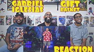 Gabriel Iglesias : Gift Basket Reaction