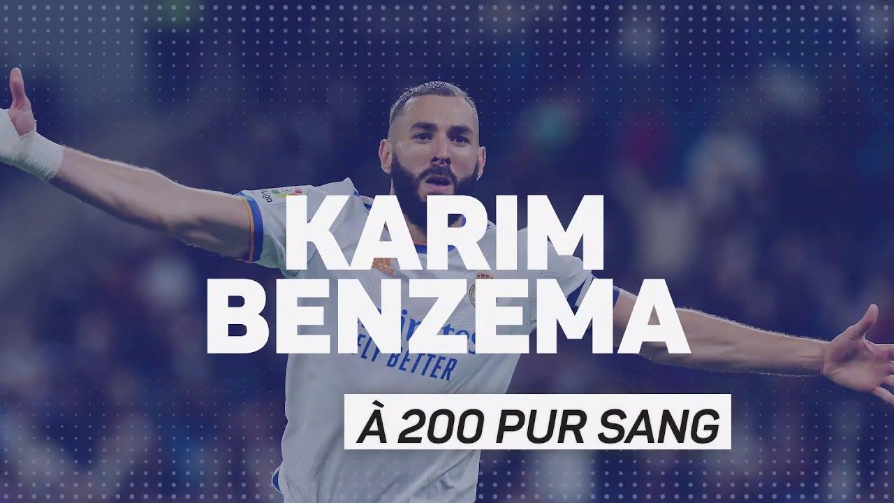 🇪🇸 Real Madrid 🔥 Karim Benzema, à 2⃣0⃣0⃣ pur sang