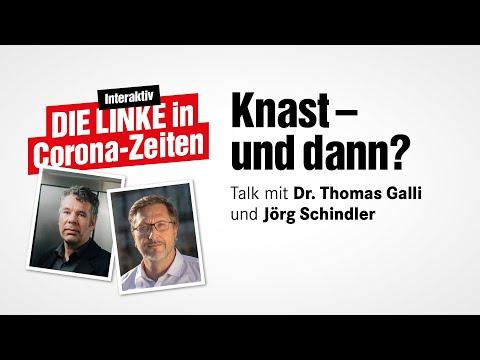 Talk mit Jörg Schindler – Thema: Knast – und dann?
