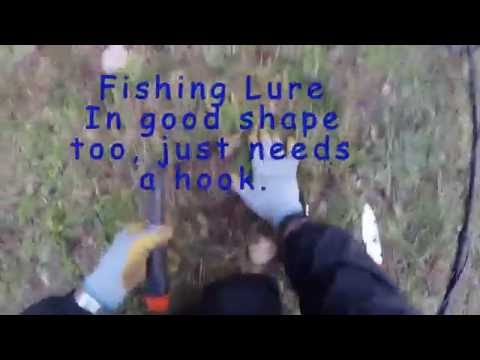 Metal Detecting with my White's Spectra VX3