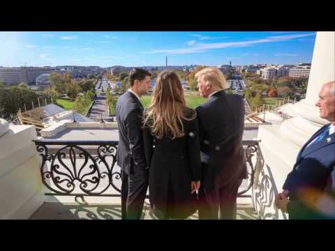 A Cool Moment with President-Elect Trump