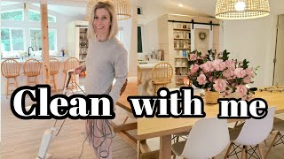 CLEAN WITH ME 2021 clean with me with home made cleaners