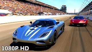 Forza 5 Motorsport Gameplay 1080P Livestream - XBOX ONE Forza 5 Motorsport Races&Cars Walkthrough