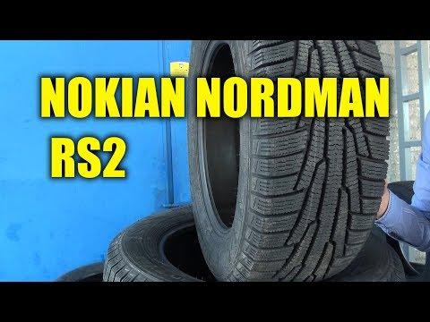 Автомобильная шина Nokian Nordman RS2 SUV видео
