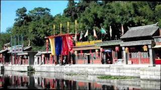 Video : China : SuZhou Market Street at the Summer Palace, BeiJing 北京