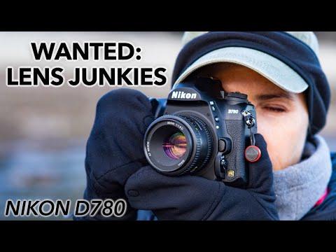 External Review Video 74WCN05ixVg for Nikon D780 Full-Frame DSLR Camera
