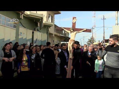 Vendredi Saint en Irak : Chemin de Croix dans la plaine de Ninive
