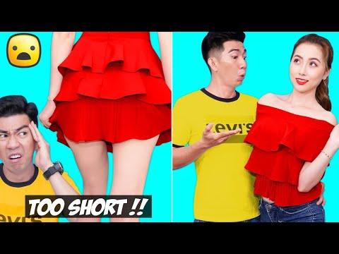 Girl DIY! 23 SUPER COOL CLOTHES HACKS FOR GIRLS | Smart DIY Clothing Hacks And Fashion Hack Ideas