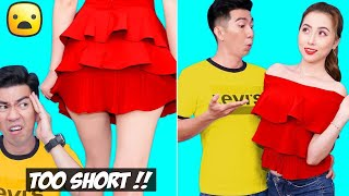 Girl DIY! 23 SUPER COOL CLOTHES HACKS FOR GIRLS | Smart DIY Clothing Hacks And Fashion Hack Ideas