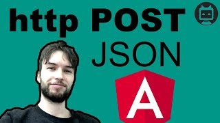 Angular HTTP POST Example with JSON
