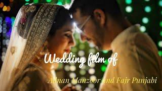 Best Cinematic Video 2019-2020   ADNAN WEDS FAJR   Kashmiri Wedding   Indian Wedding   Asian Wedding