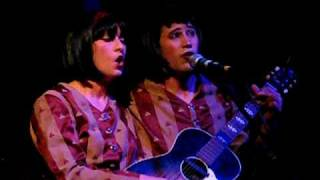 Evelyn Evelyn- You Only Want Me 'Cause You Want My Sister TORONTO LIVE