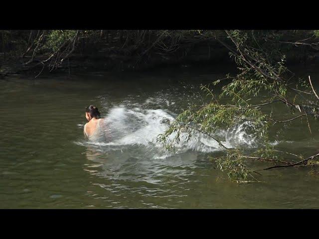 Сотрудники ГИМС проверили водные объекты Ангарска