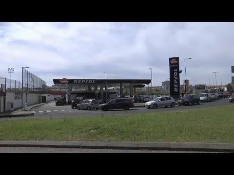 Πορτογαλία: Ουρές στα πρατήρια καυσίμων λόγω απεργίας