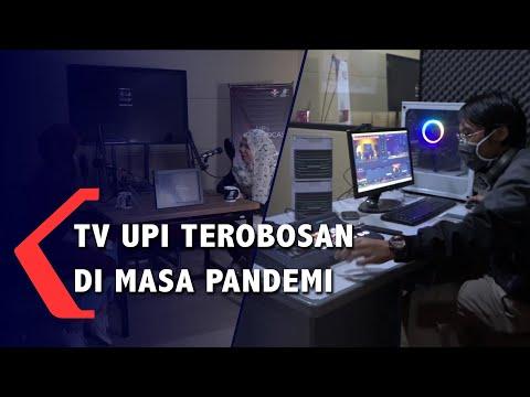 tv upi terobosan di masa pandemi