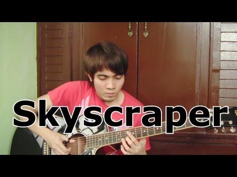 Skyscraper - Demi Lovato (fingerstyle guitar cover)