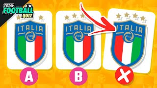 WHICH IS THE CORRECT LOGO? HARD LEVEL – EURO EDITION 2020   QUIZ FOOTBALL 2021