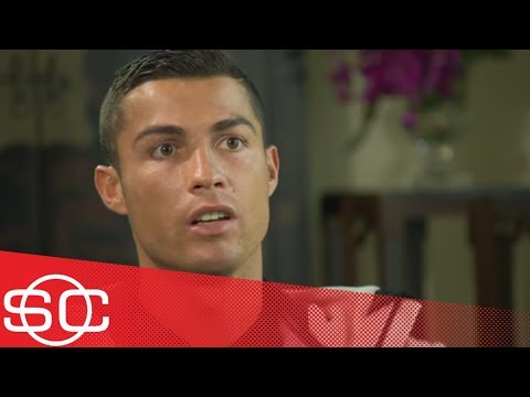 Cristiano Ronaldo SC interview: 'The best players always follow the best players' | ESPN Archives