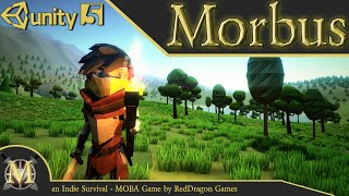[Unity 5] MORBUS 🎮  Multiplayer Survival Game Project (Unet Multiplayer, Combat System, Low Poly)