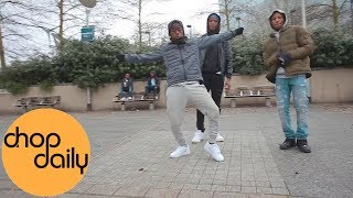 Chop Daily Dance Cypher Part 11 | Ace Hood - Top