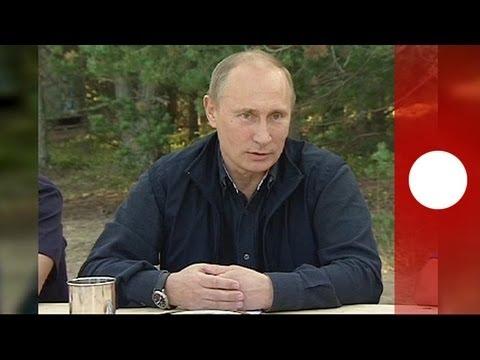 Poutine embarrassé par la présence de Snowden en Russie